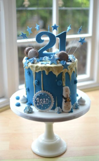 Astonishing Birthday Cakes For Him Mens And Boys Birthday Cakes Coast Cakes Funny Birthday Cards Online Elaedamsfinfo