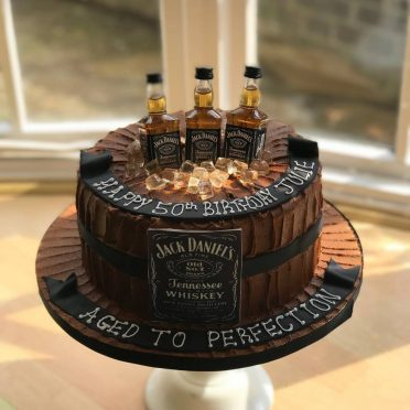 Remarkable Birthday Cakes For Him Mens And Boys Birthday Cakes Coast Cakes Personalised Birthday Cards Bromeletsinfo