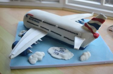 A380 Airbus British Airways for a pilot who flys the real thing!