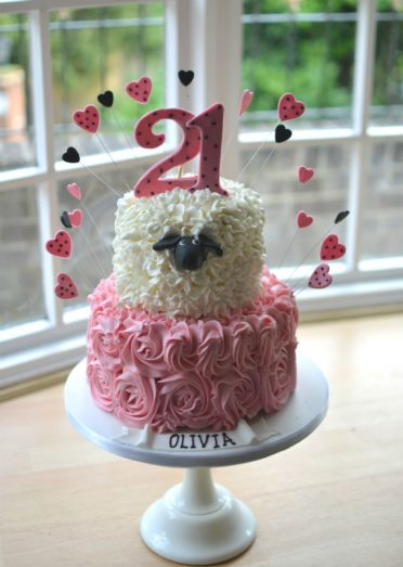 Superb Birthday Cakes For Her Womens Birthday Cakes Coast Cakes Funny Birthday Cards Online Chimdamsfinfo