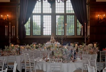 Love this setting at Rhinefield House