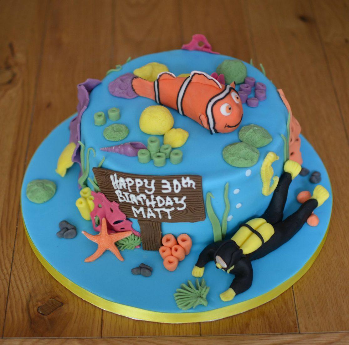 Wonky Cakes Dorset