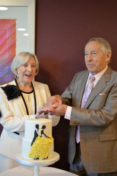 Congratulations Sir Bob & Lady Josephine