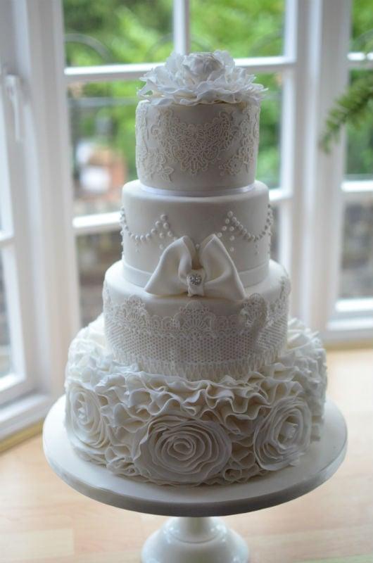 Wedding Cakes In Farnham