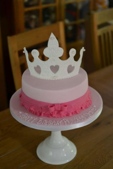 Girlfriend princess cake