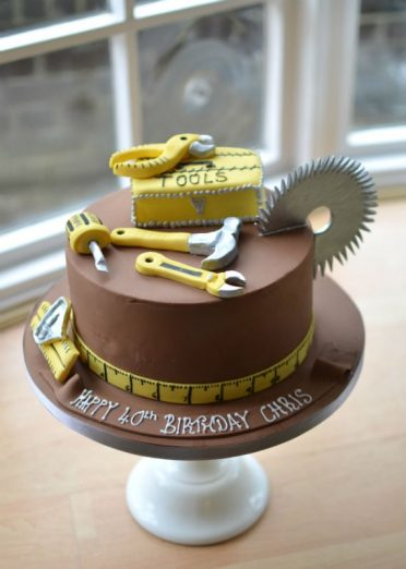 Sensational Birthday Cakes For Him Mens And Boys Birthday Cakes Coast Cakes Personalised Birthday Cards Veneteletsinfo
