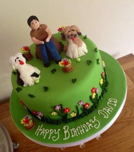 Order Birthday Cake Online Amsterdam