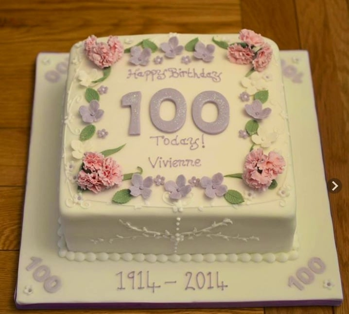 Incredible 100Th Birthday Cake Funny Birthday Cards Online Aboleapandamsfinfo