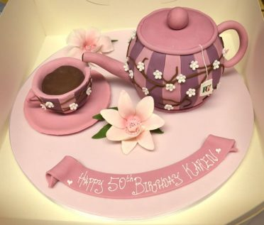 Outstanding Birthday Cakes For Her Womens Birthday Cakes Coast Cakes Personalised Birthday Cards Cominlily Jamesorg