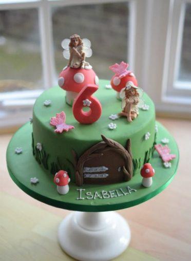 Isabella's cake :)