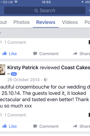 Review of Croquembouche.