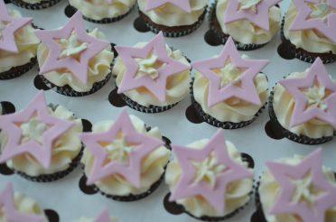 Superdrug corporate cupcakes