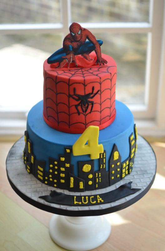 Tier Black Cake