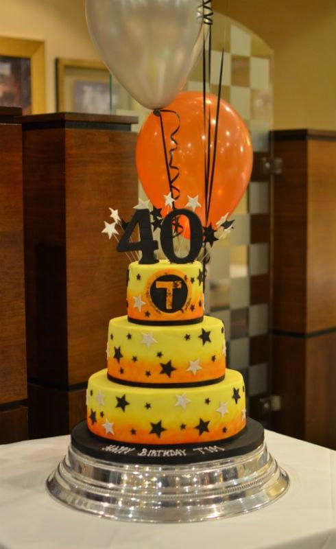 Corporatebirthday Cake