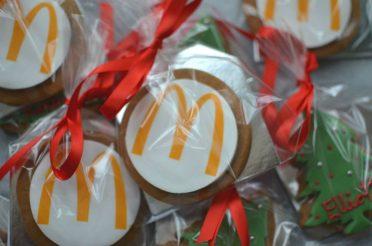 Corporate cookies for McDonald's