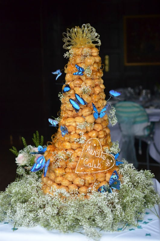 Croquembouche Wedding Cakes Dorset French Wedding Cakes