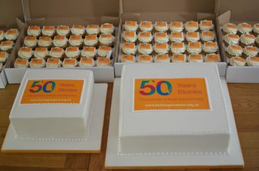 Corporate cakes delivered locally